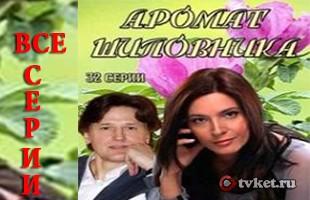 Смотрите онлайн смотреть Аромат шиповника 2014 смотреть онлайн все серии Сериал на Интер ditel online